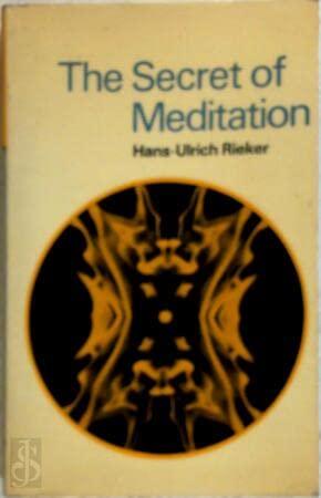 9780877282457: The Secret of Meditation