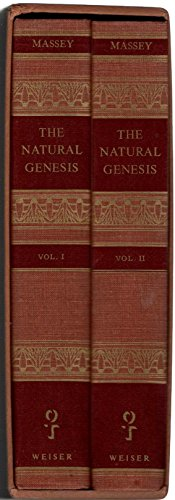 9780877282488: The natural genesis : or, Second part of A book of the beginnings