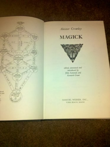Magick: Crowley, Aleister