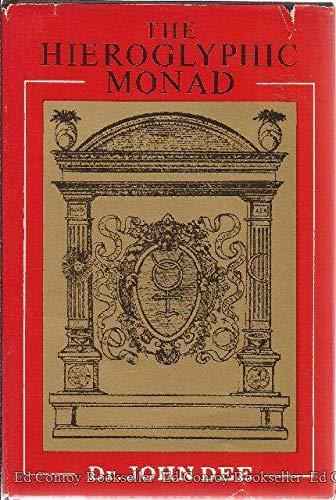 9780877282761: The Hieroglyphic Monad