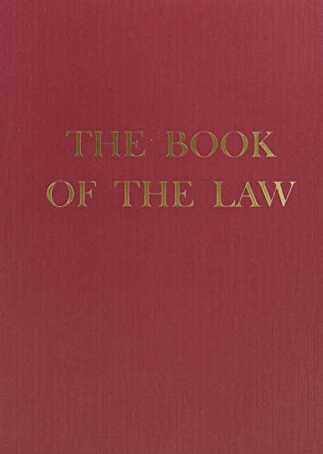 9780877283348: Book of the Law