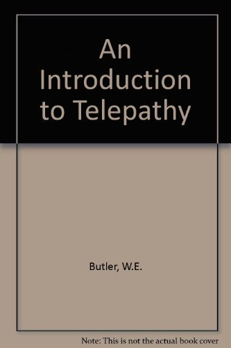9780877283508: An introduction to telepathy (Paths to inner power)