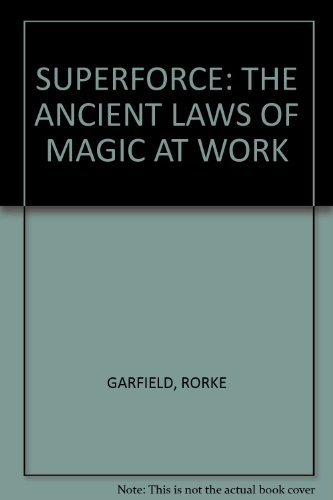9780877283539: Superforce: The ancient laws of magic at work