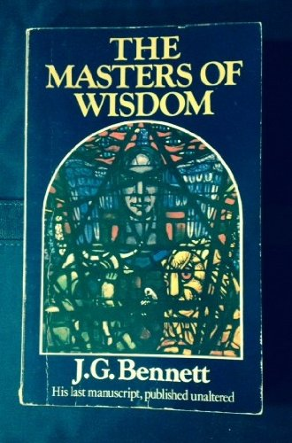 9780877284666: The Masters Of Wisdom