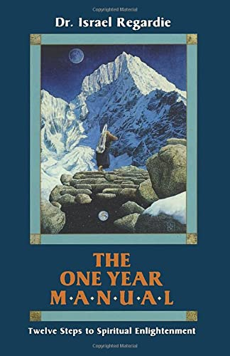 9780877284895: One Year Manual: Twelve Steps to Spiritual Enlightenment