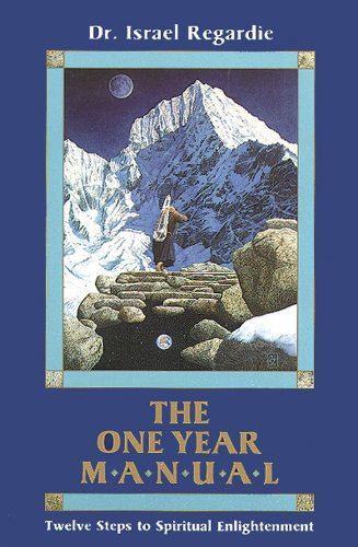 9780877284895: The One Year Manual: Twelve Steps to Spiritual Enlightenment