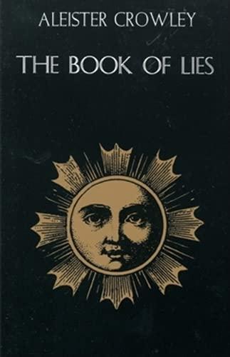 9780877285168: Book of Lies