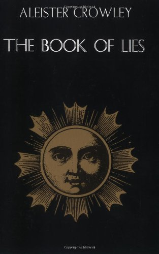 9780877285168: Book of Lies
