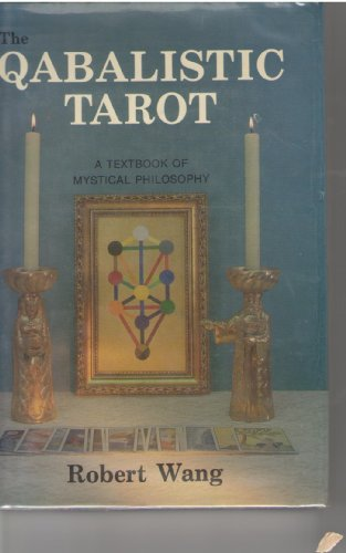 9780877285205: Qabalistic Tarot: A Textbook of Occult Philosophy