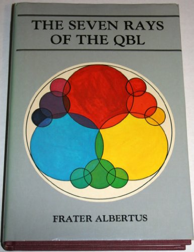 9780877285526: Seven Rays of the QBL