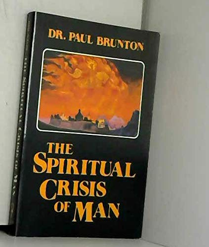 9780877285939: The Spiritual Crisis of Man