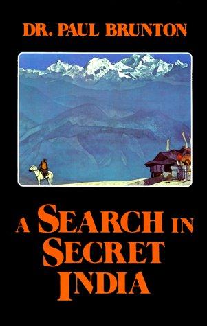 9780877286028: A Search in Secret India