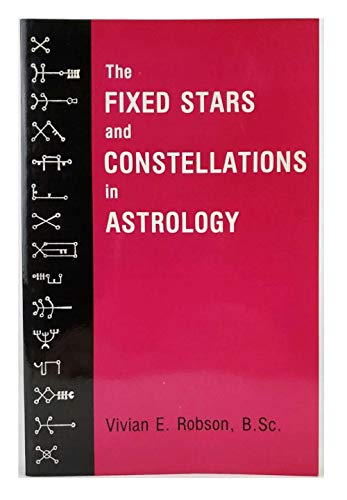 9780877286110: The Fixed Stars and Constellations