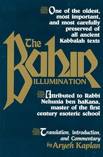 9780877286189: The Bahir