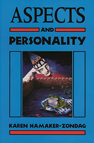 9780877286509: Aspects and Personality (English and Dutch Edition)