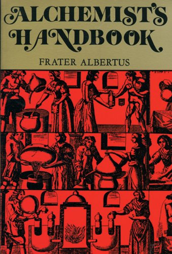 9780877286554: Alchemist's Handbook: Manual for Practical Laboratory Alchemy