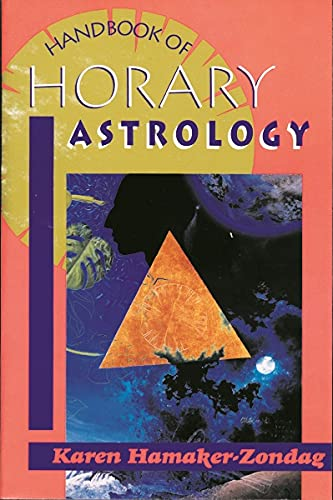 9780877286646: Handbook of Horary Astrology