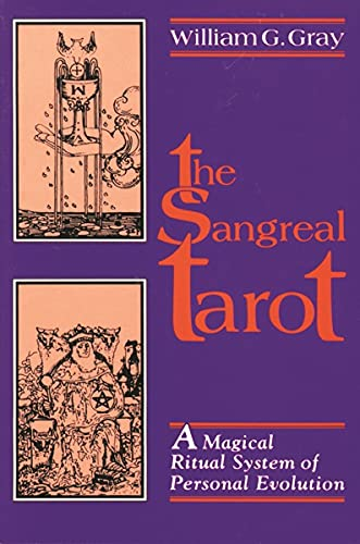 9780877286653: The Sangreal Tarot: A Magical Ritual System of Personal Evolution