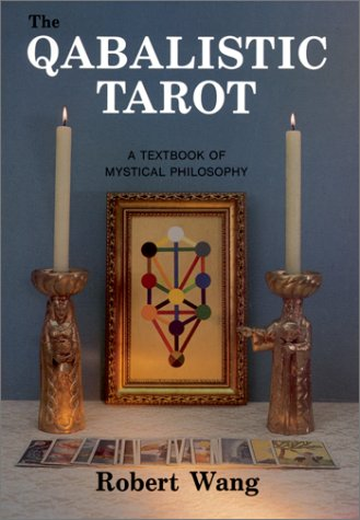 9780877286721: The Qabalistic Tarot: A Textbook of Mystical Philosophy
