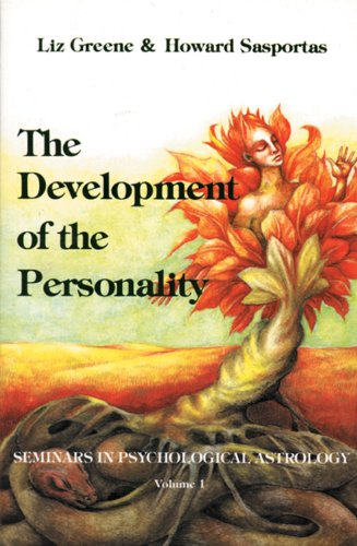9780877286738: Development of the Personality: Seminars in Psychological Astrology Volume I: 001