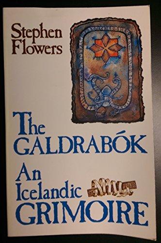 9780877286851: Galdrabok: An Icelandic Grimoire