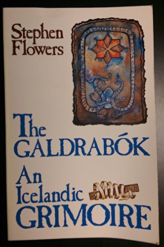 9780877286851: Galdrabok: An Icelandic Grimoire (English and Icelandic Edition)