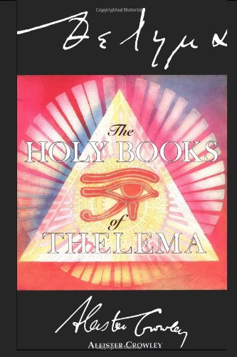 9780877286868: The Holy Books of Thelema