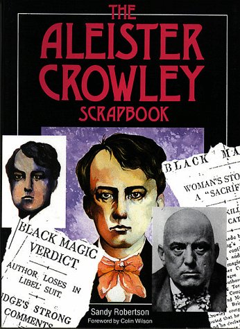 Aleister Crowley Scrapbook: Robertson, Sandy