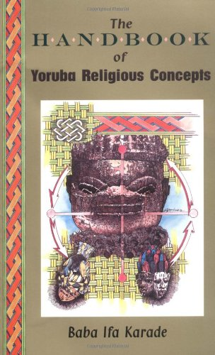 9780877287896: The Handbook of Yoruba Religious Concepts