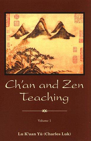 9780877287957: Ch'an and Zen Teaching: 001