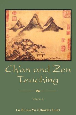 9780877287971: Ch'an and Zen Teaching, Vol. 2