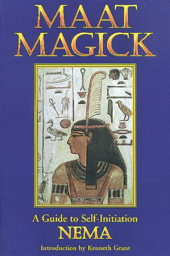 9780877288275: Maat Magick: A Guide to Self-Initiation