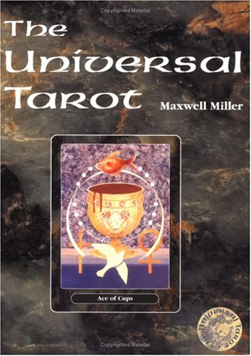 9780877288404: The Universal Tarot Package: Tarot Deck with Book