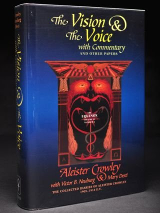 9780877288879: The Equinox Iv Number 2: The Vision and the Voice with Commentary and Other Papers (Vol 4, No.2)