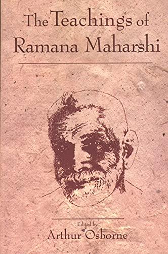 9780877288978: The Teachings of Ramana Maharshi