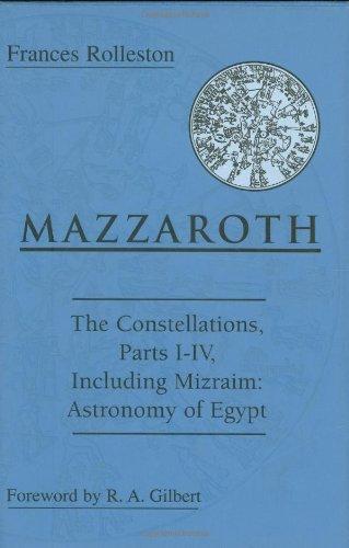 9780877289463: Mazzaroth (Pts.1-4)