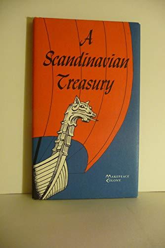 A Scandinavian treasury;: Cookery and culture of Scandinavia: Murat, James L
