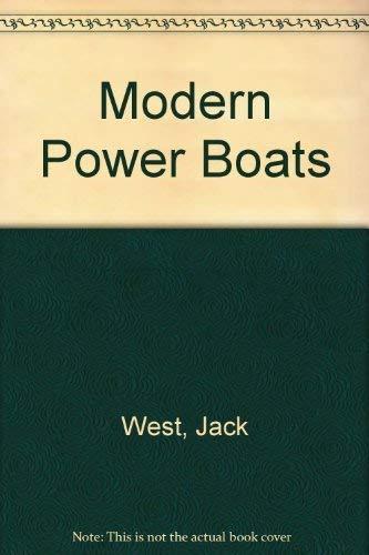 Modern Powerboats: West, Jack
