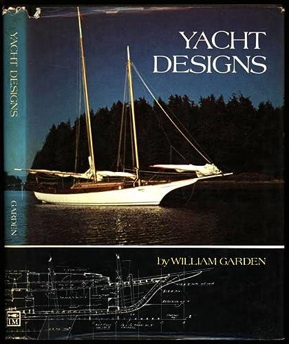 Yacht designs by william garden international marine for William garden boat designs