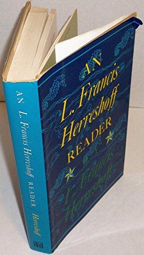 An L. Francis Herreshoff Reader: Herreshoff, L. Francis