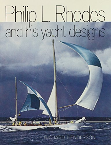 9780877421283: Philip L. Rhodes and His Yacht Designs