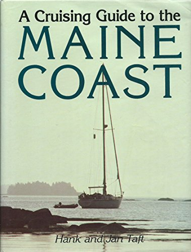 9780877421887: A Cruising Guide to the Maine Coast
