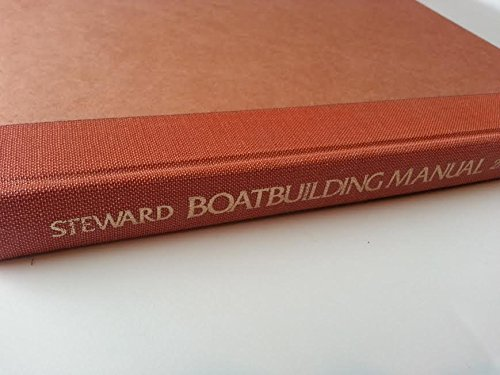 9780877422365: Boatbuilding Manual