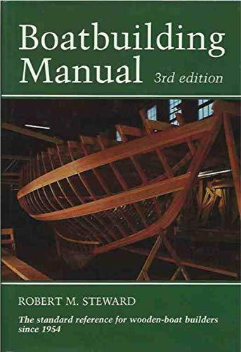 9780877422365: Boatbuilding Manual