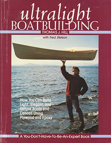 9780877422440: Ultralight Boatbuilding