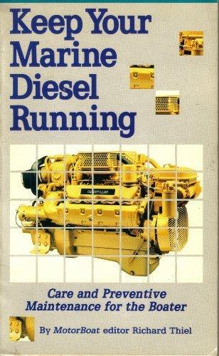 9780877422662: Keep Your Marine Diesel Running