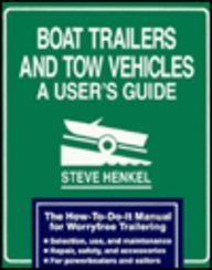 9780877422907: Boat Trailers and Tow Vehicles