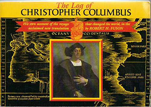 9780877423164: The Log of Christopher Columbus (English and Spanish Edition)