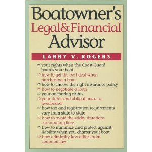 9780877423416: Boatowner's Legal and Financial Advisor