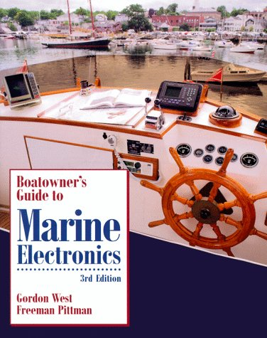 9780877423423: Boat Owner's Guide to Marine Electronics